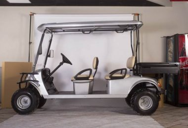רכב תפעולי DH C4