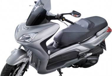 קטנוע 125 סמק