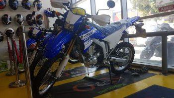 אופנוע שטח WR250 R יד 1