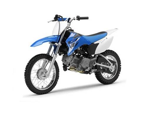 אופנוע דגם TTR110E