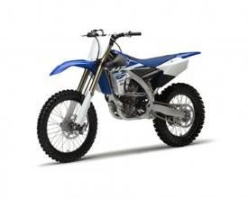 אופנוע דגם YZ250