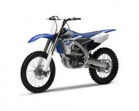 אופנוע דגם YZ450